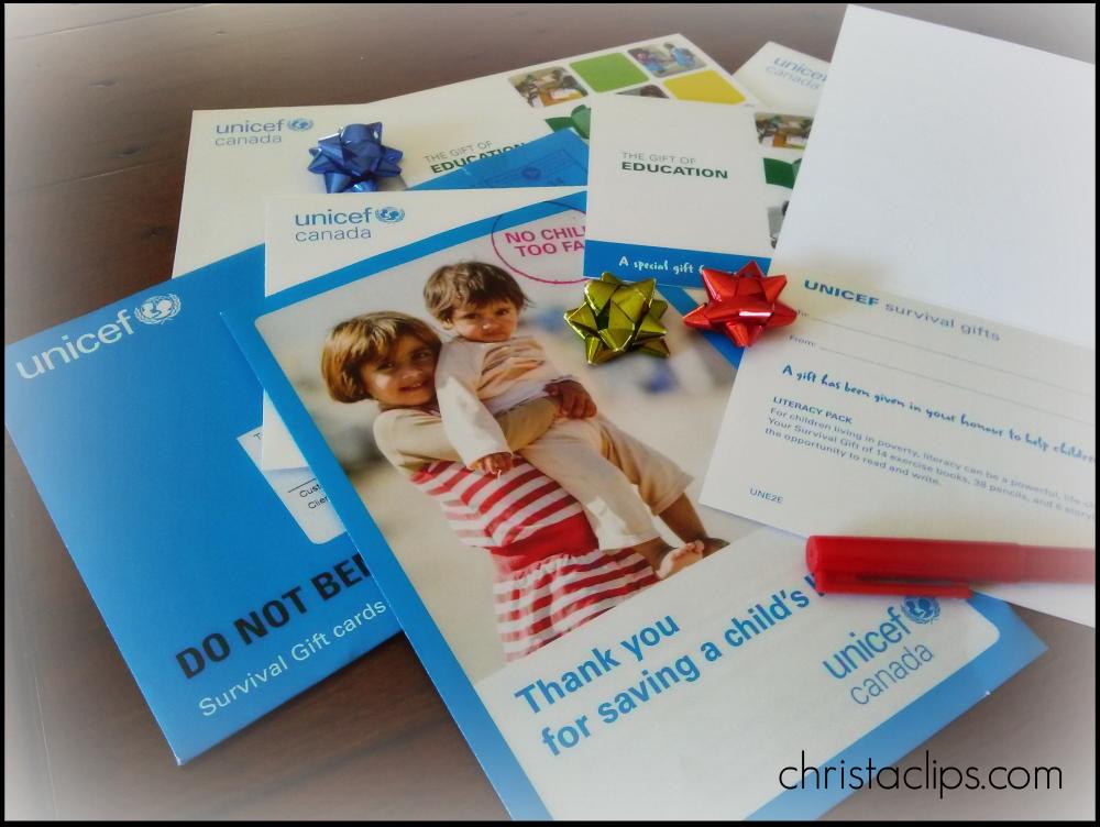 Gift Giving for Children | Christa Clips