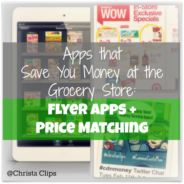 How to Price Match with Flyer Apps!